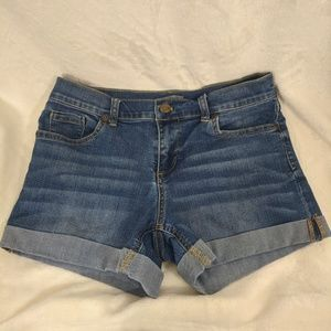 New York & Company Jean Shorts